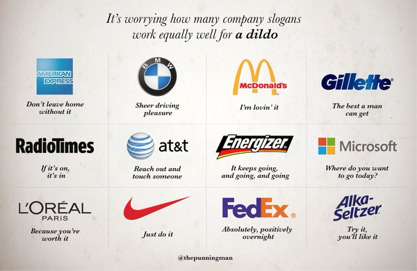 examples of advertising slogans | just b.CAUSE