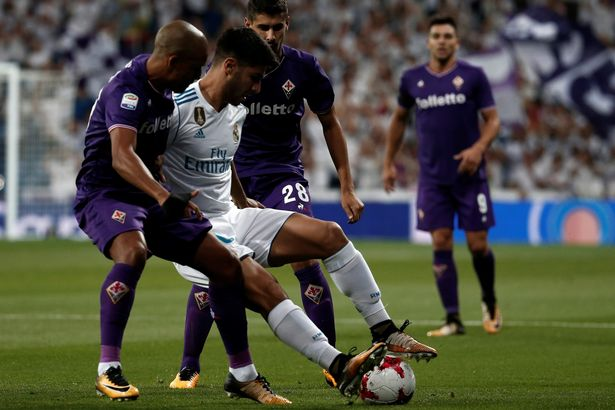 Suspended Cristiano Ronaldo steals show with Real Madrid s next generation  in friendly win over Fiorentina – 5 talking points  dcbc4a9f4