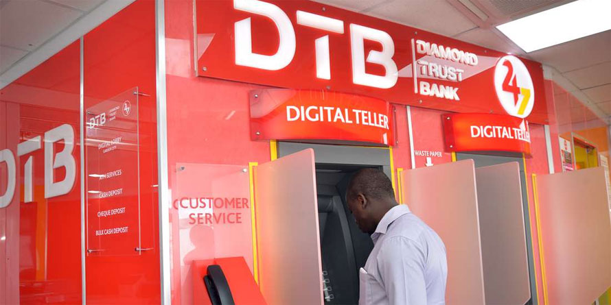 Billionaire Baloobhai Patel has shares in DTB. FILE PHOTO | NMG