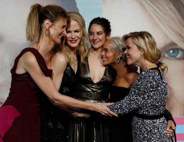 executive producer big little lies