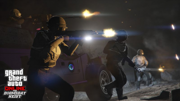 GTA 5 Online: The Doomsday Heist' Is Now Available With New